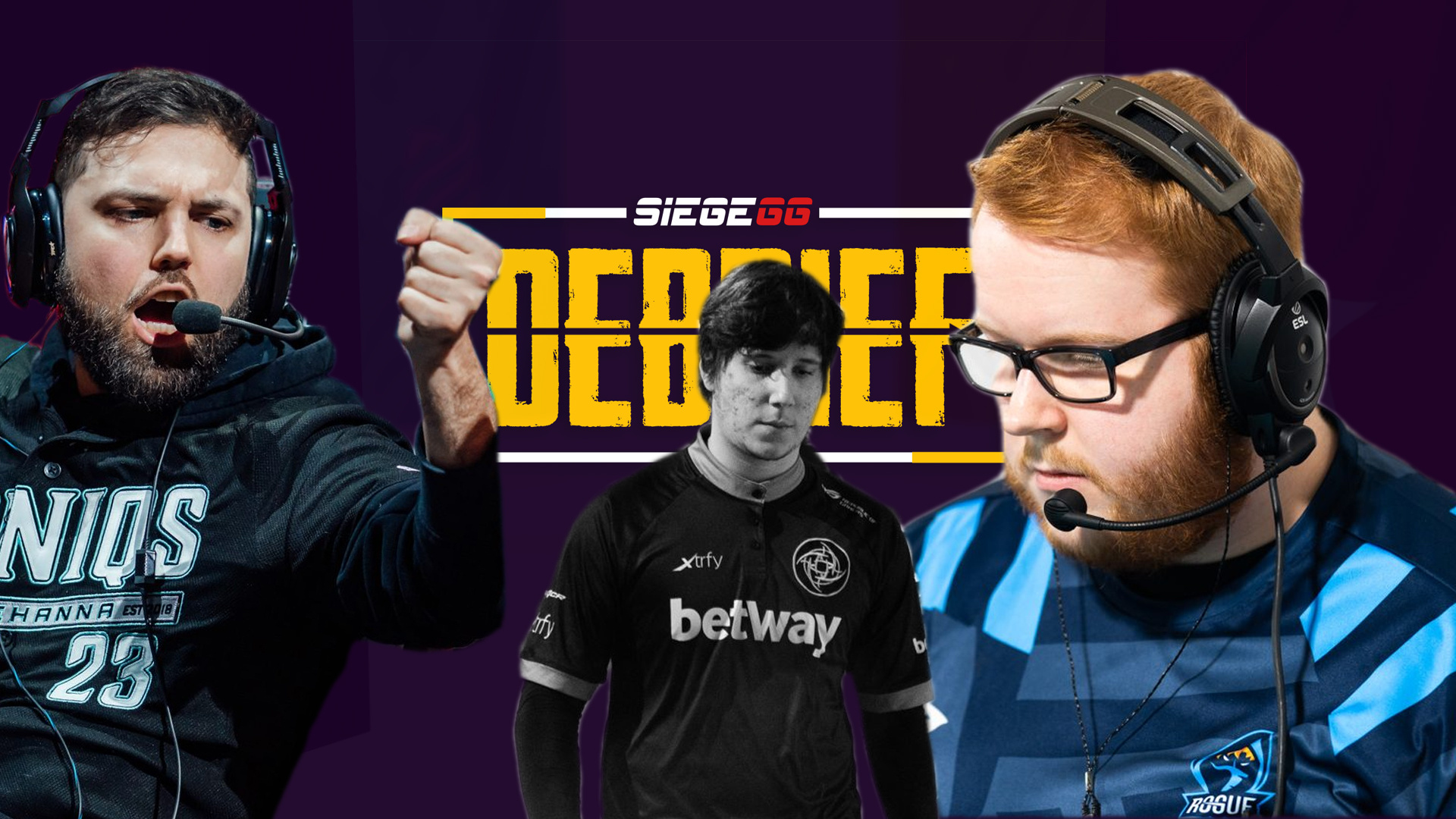SiegeGG Debrief   Supr's Soniqs BLOW PAST Canadian's DZ! Rogue with the UPSET?!