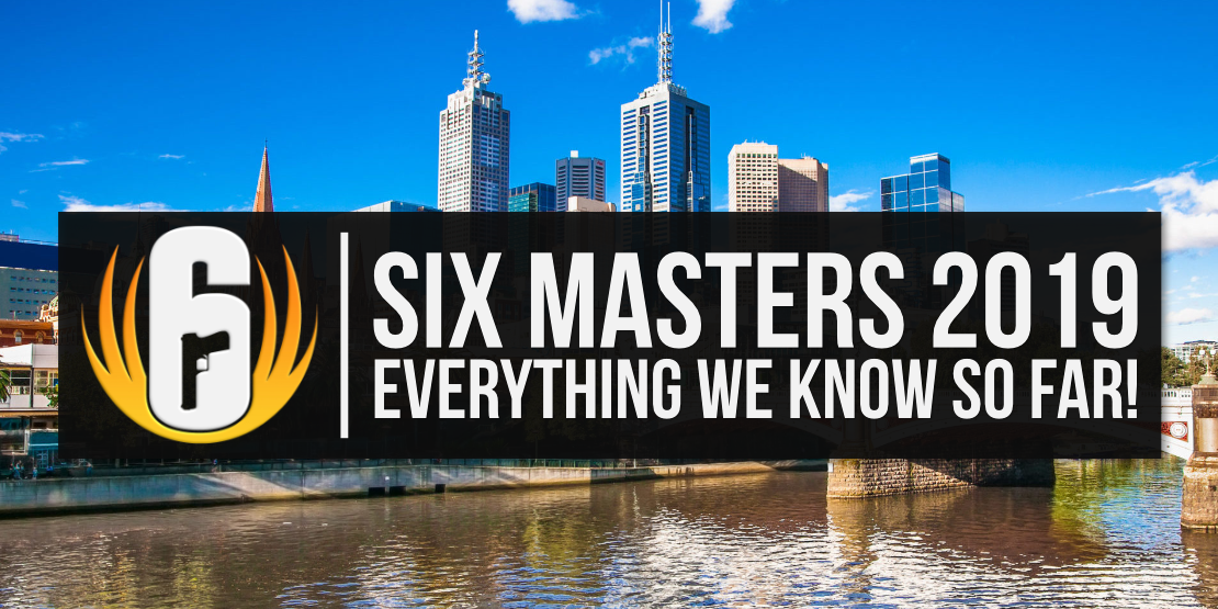 Six Masters 2019: Everything We Know So Far