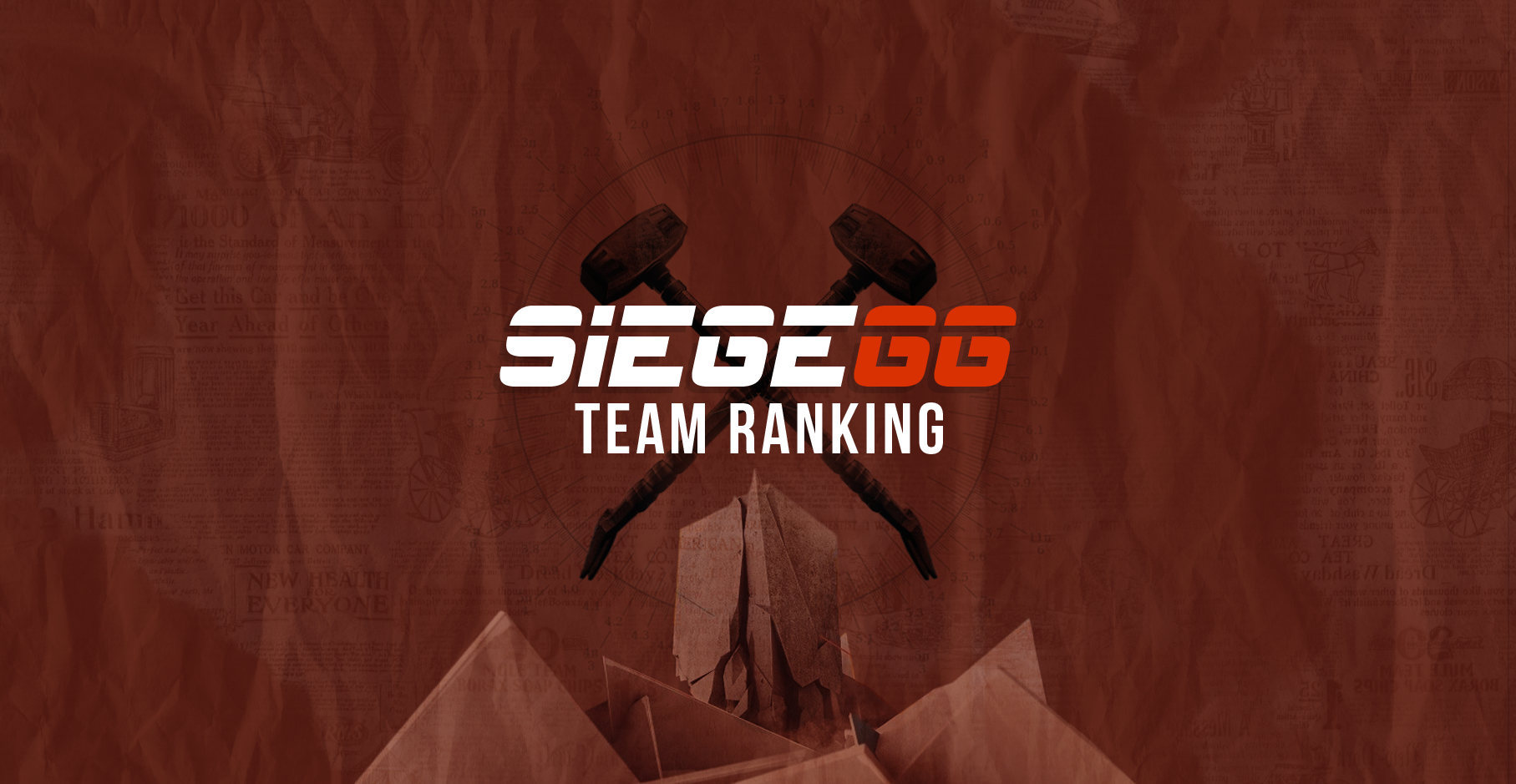 SiegeGG Team Ranking: Launch and Methodology