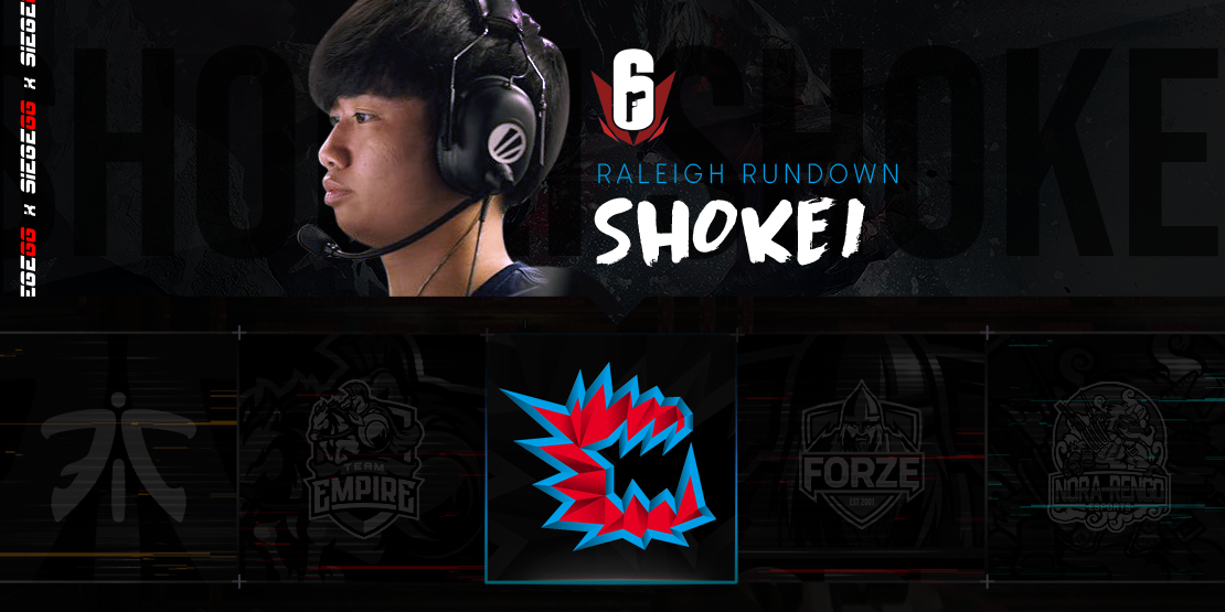 """Shokei: """"The IGL is dependent on each situation"""""""
