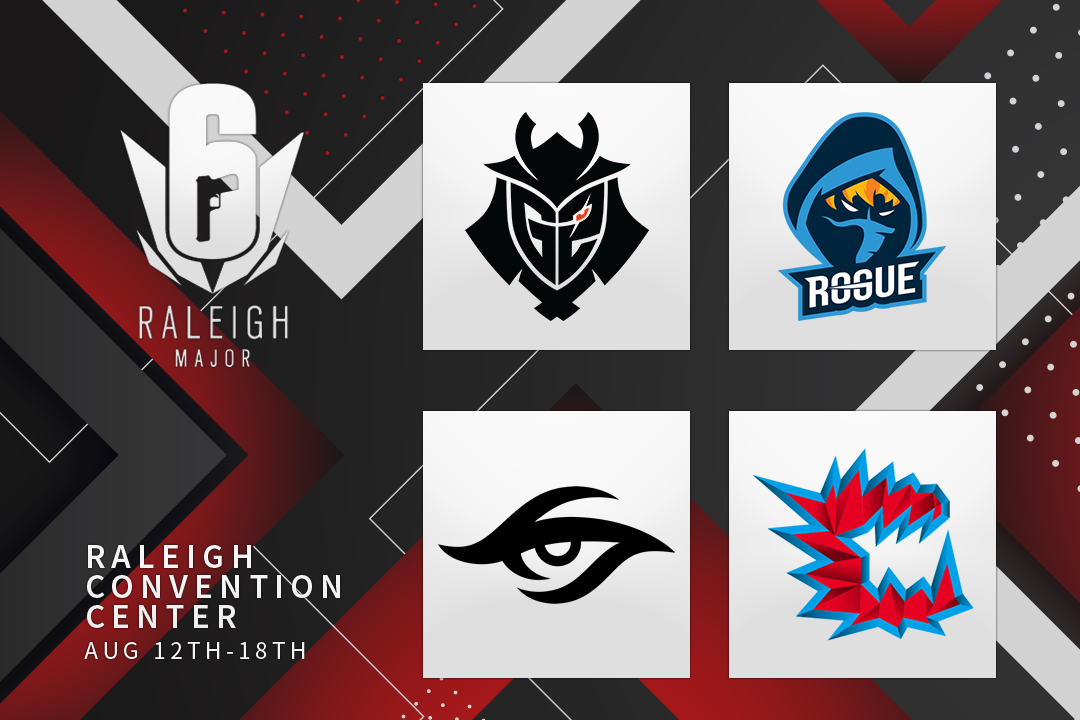 Six Major Raleigh by the Numbers: Group B