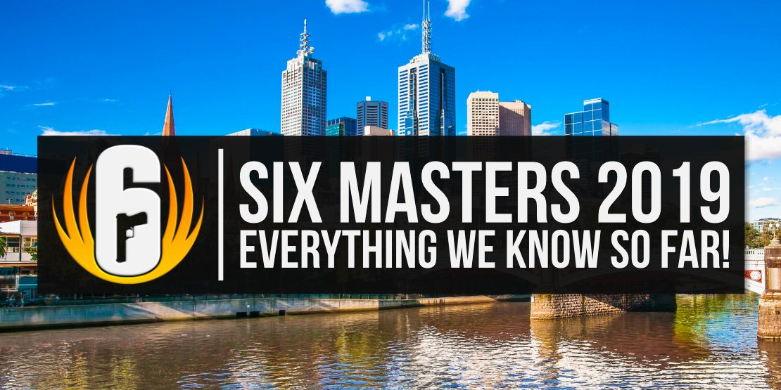 Six Masters 2019: Everything We Know!