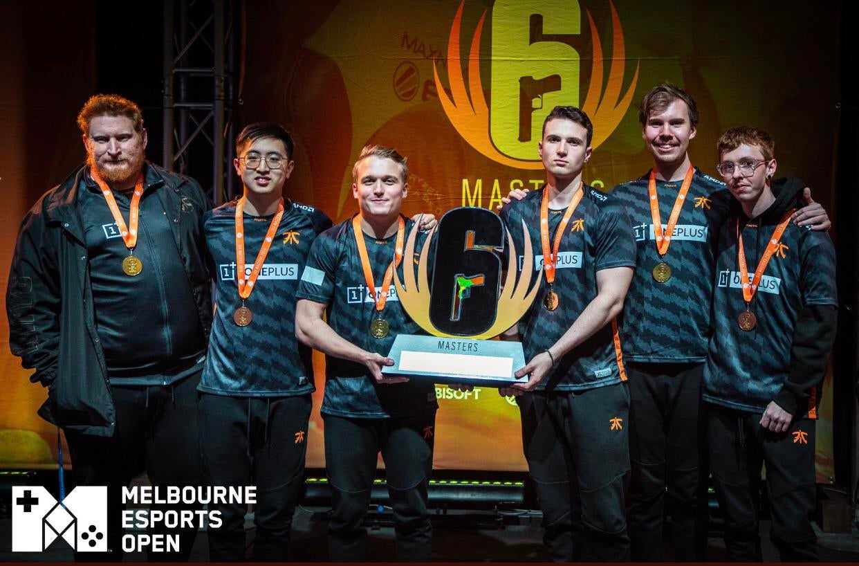 Six Masters 2019: Fnatic Successfully Defends Title