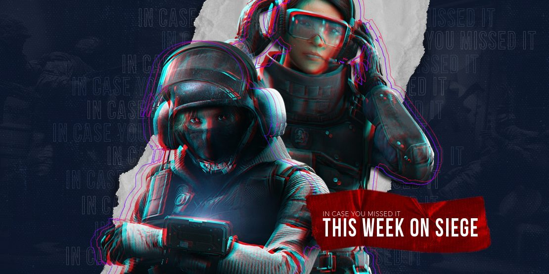 In Case You Missed It: This Week in Siege - October 27th