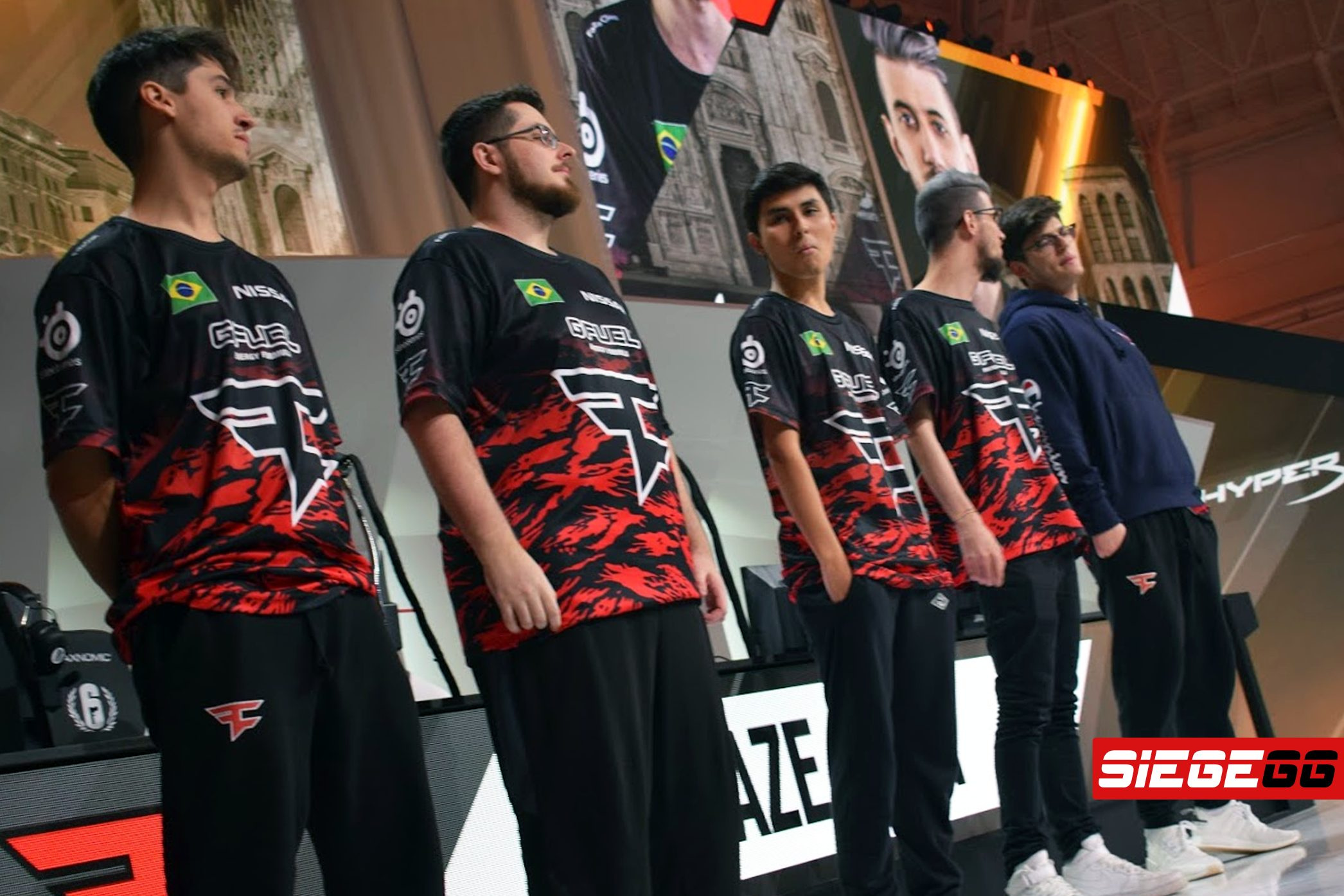 Update: NinexT to Replace Ion in FaZe for the Season 10 Finals