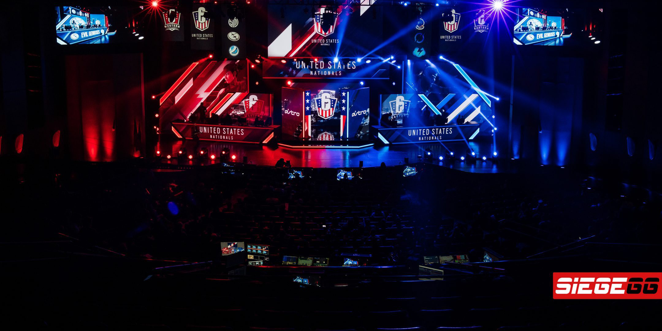 North American League Announces Groups, Talent, Schedule, and Map Pool