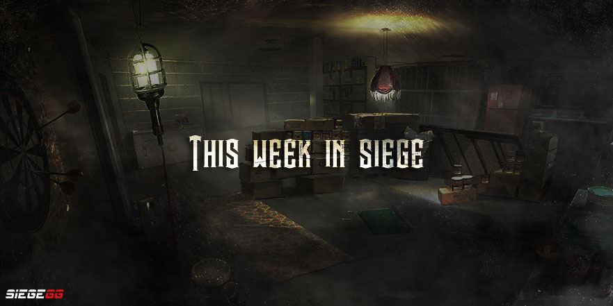In Case You Missed It: This Week in Siege - March 17th