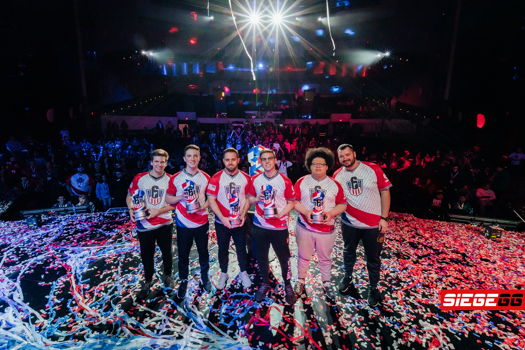 US Nationals 2019 Day 3: Spacestation Gaming Crowned Team USA