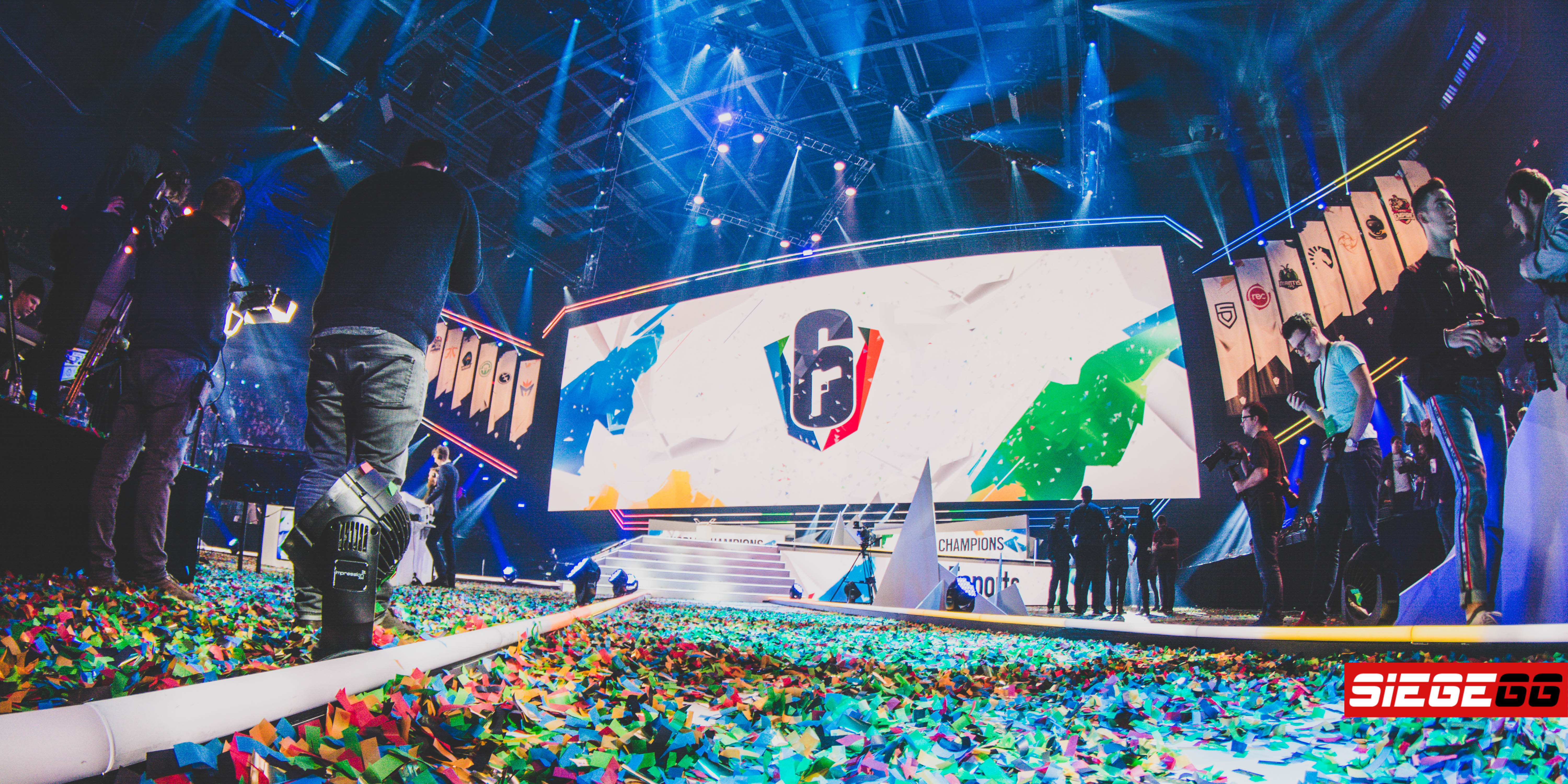 Six Invitational 2020 Qualifiers - The Final Countdown