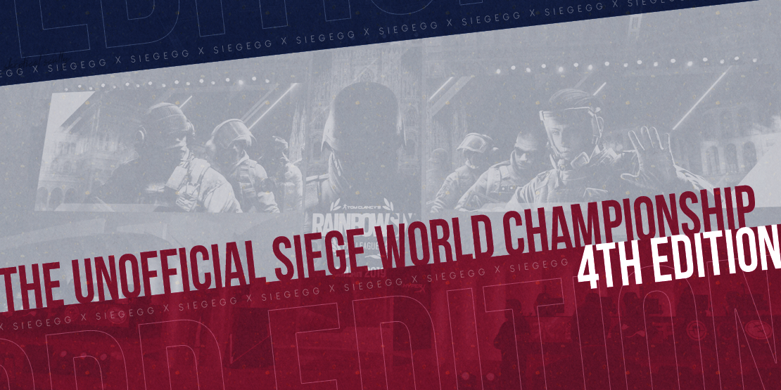 The Unofficial Siege World Championship - Fourth Edition