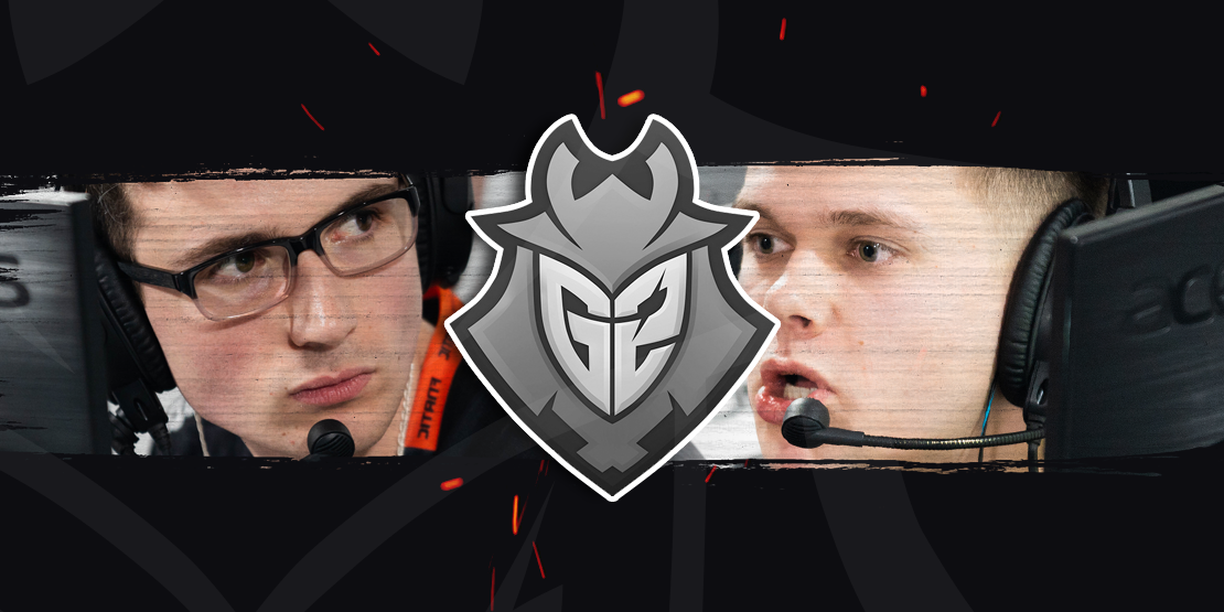 G2 Esports Signs CTZN and Virtue, Fabian and SirBoss Out