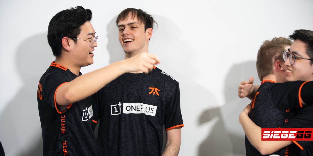 APAC North Stage 1 Week 2: Fnatic Gets First Win, NORA-Rengo in Trouble