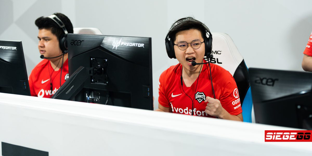 APAC North Stage 1 Week 3: Fnatic Continues Yo-Yo, Giants Still Undefeated