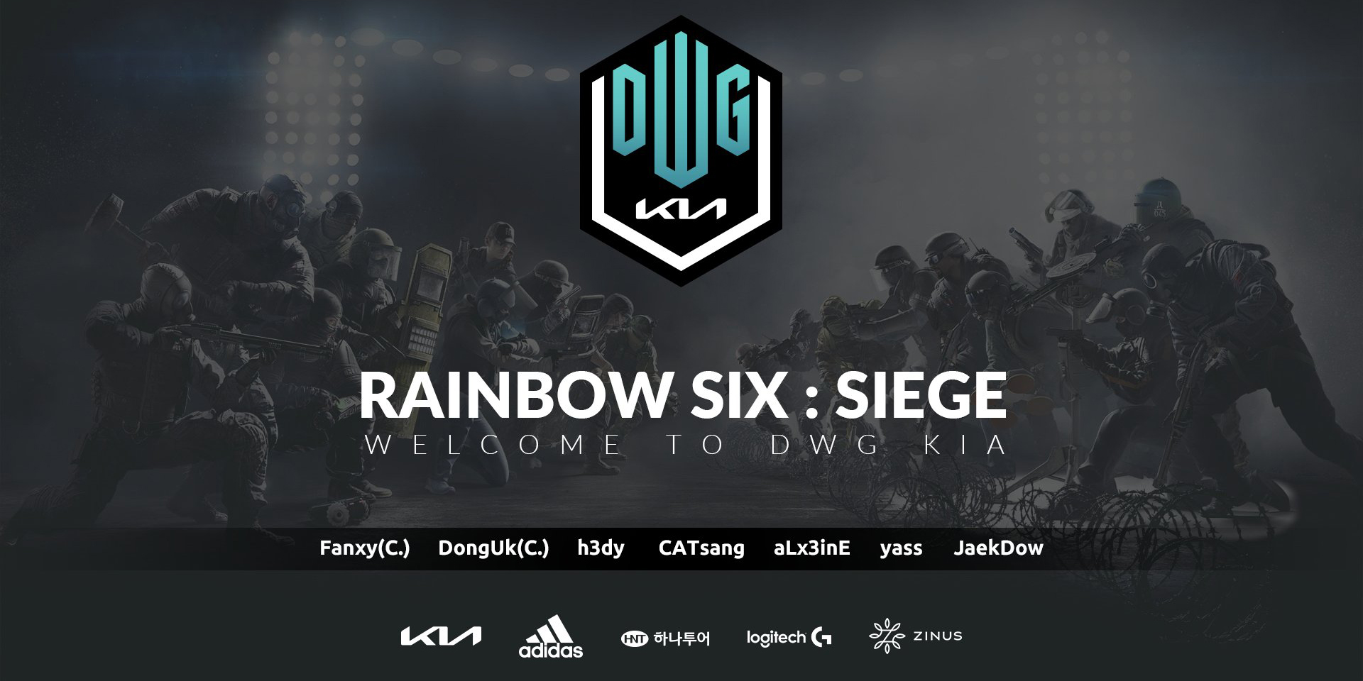 DWG KIA Drops h3dy, JaekDow, Fanxy, and DongUk, Remaining Players Retained