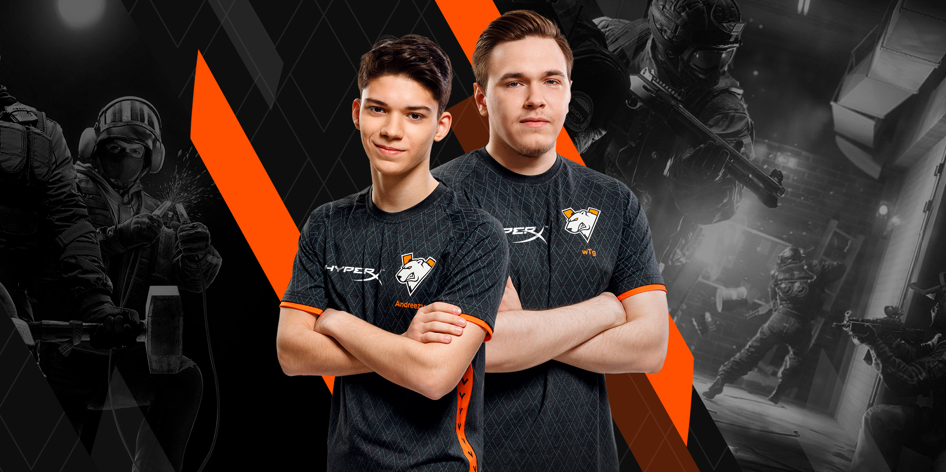 Virtus.pro Shifts wTg to Coaching Role, Andreezy to Playing Roster