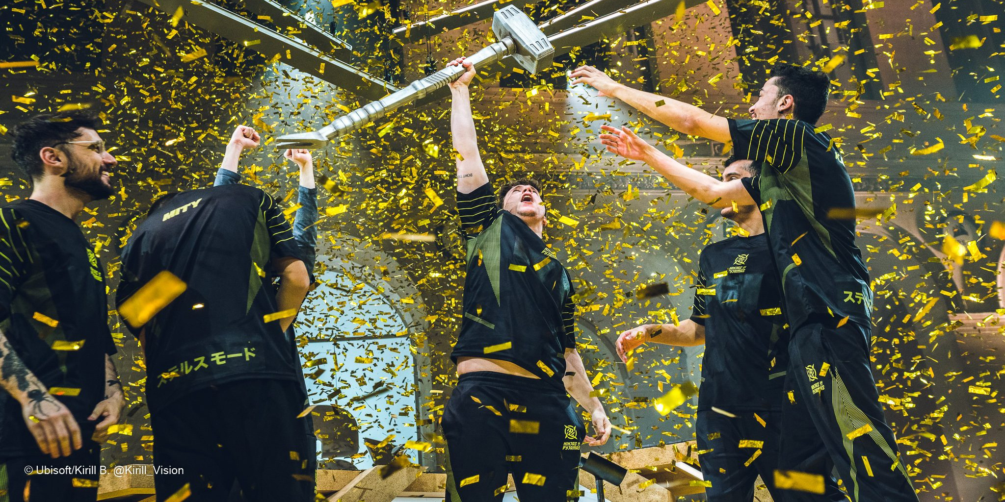 LATAM Stage 2: NiP Lifted the Hammer, Now Can They Win the Brasileirão?