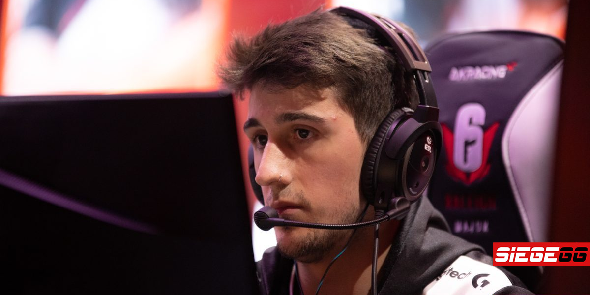Goga Announces Retirement from Competitive Siege
