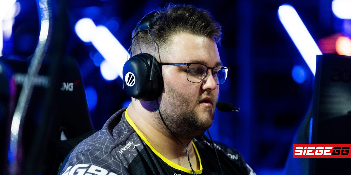 Team Secret signs Kendrew after dropping Hife