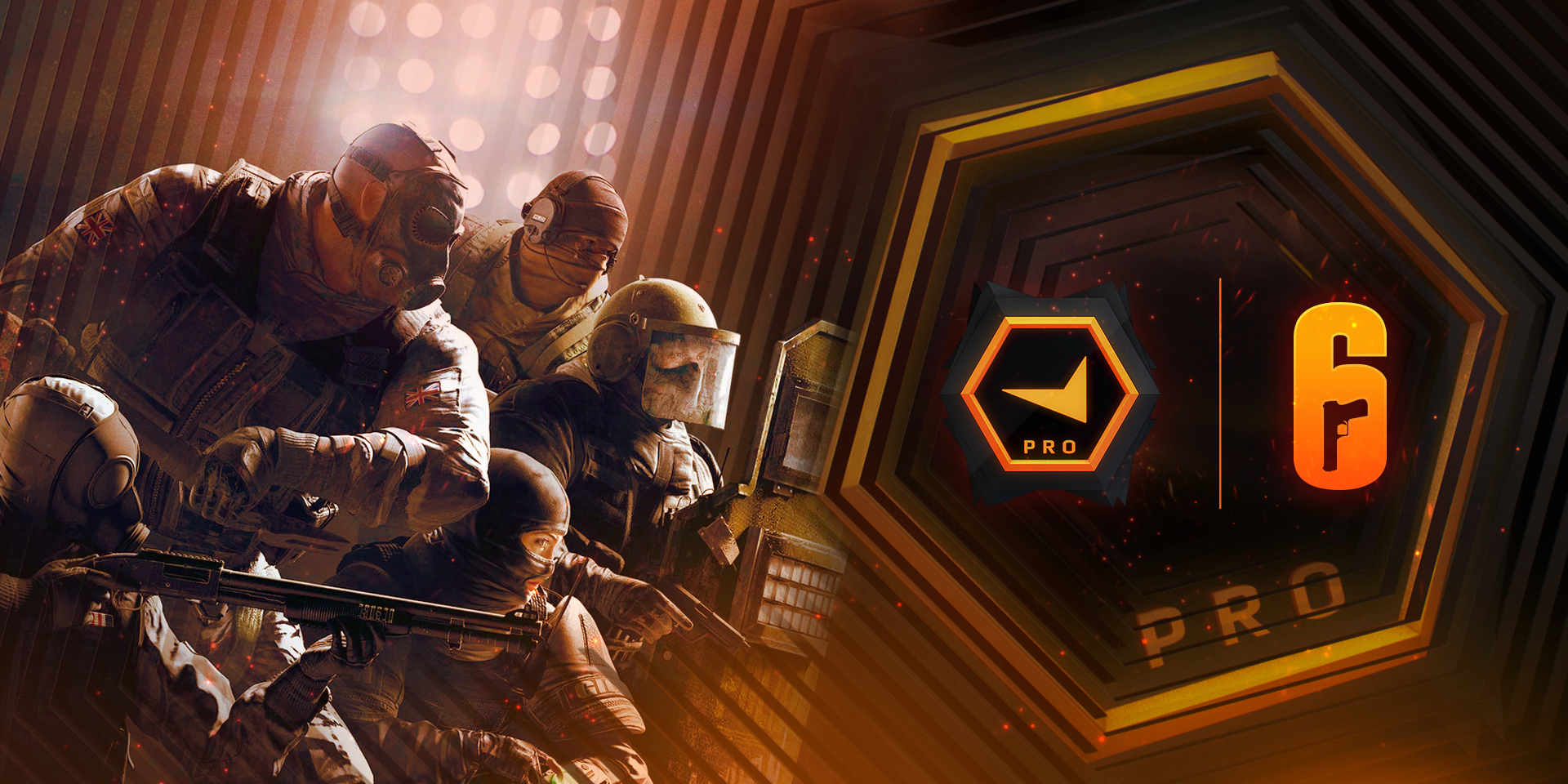 FACEIT Pro League Launched for Rainbow Six in Europe
