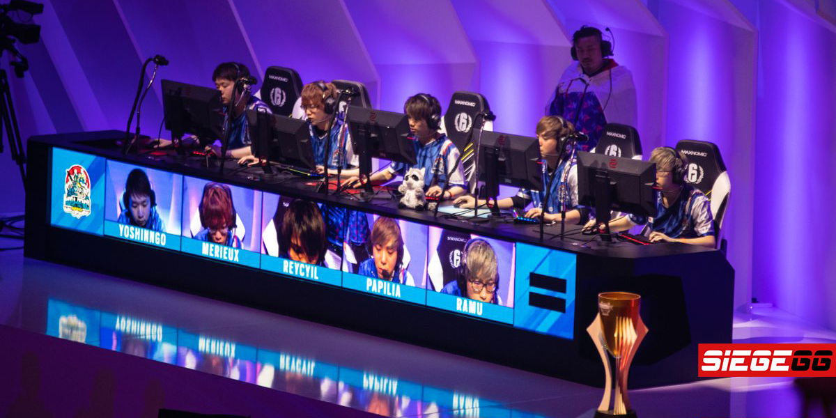 APAC North Stage 2 Week 3 — Nora-Rengo's Merieux Out with Collapsed Lung, Giants Survive Scare