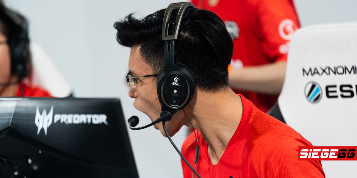 The Giants Gaming Players' First Trophy is Much More Than Just Silverware