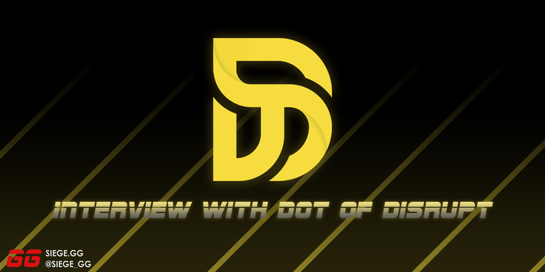 Interview with DisruptGG's IGL  after Day 2 of Dreamhack Austin 2018