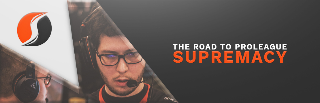The Road to Pro League: Supremacy