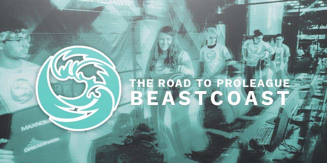 The Road to Pro League: Beastcoast