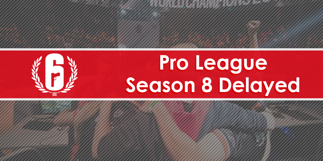 Pro League Season 8 Delayed due to Technical Issues