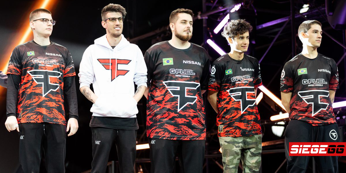 FaZe Clan Drops All but Astro, Signs Four from MIBR Roster