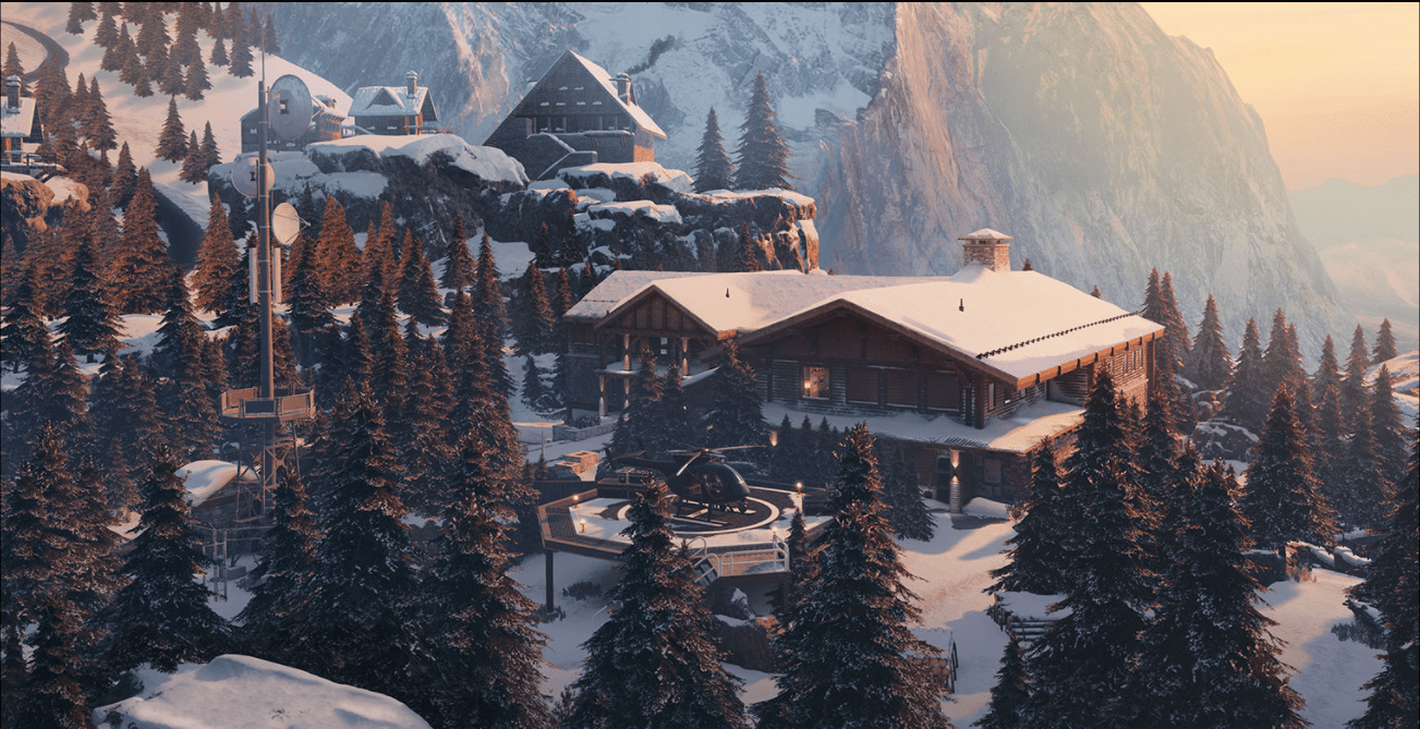 Chalet Replaces Theme Park in NAL & APAC League Map Pool