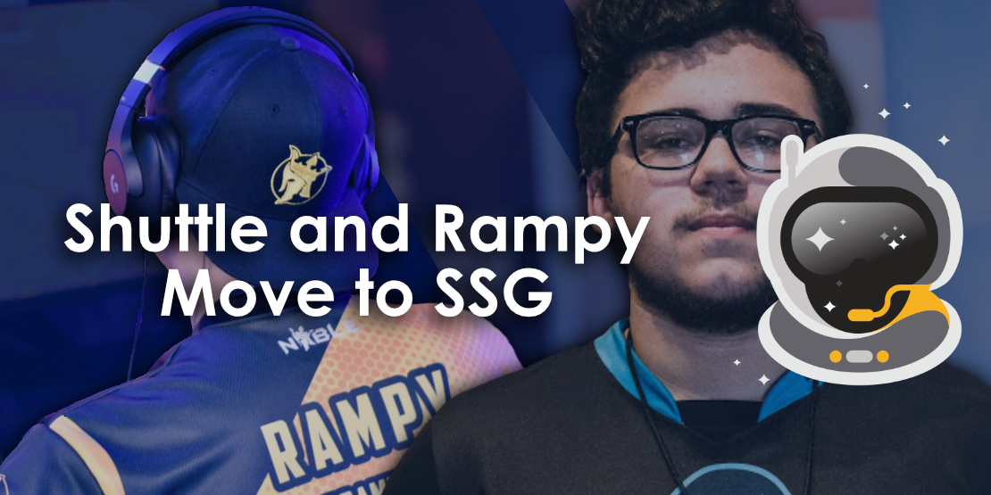Shuttle and Rampy join Spacestation Gaming