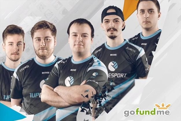 Ex-1UP Reach GoFundMe Goal, Will Play As 'Charity Nerds' At DreamHack Valencia