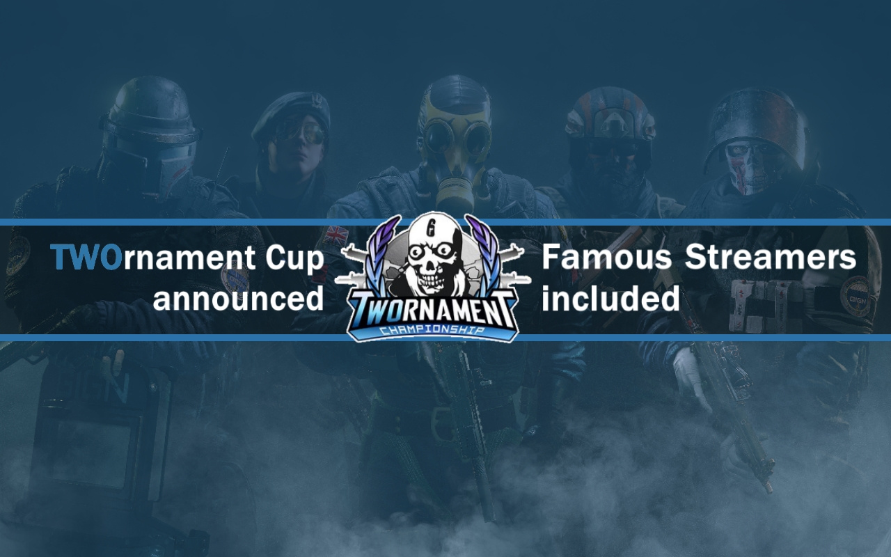 TWOrnament Cup Announcement, Famous Streamers Included