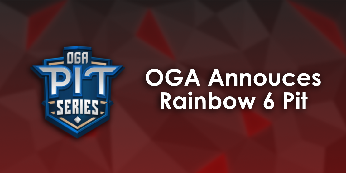 OGA R6 PIT Cup Announced