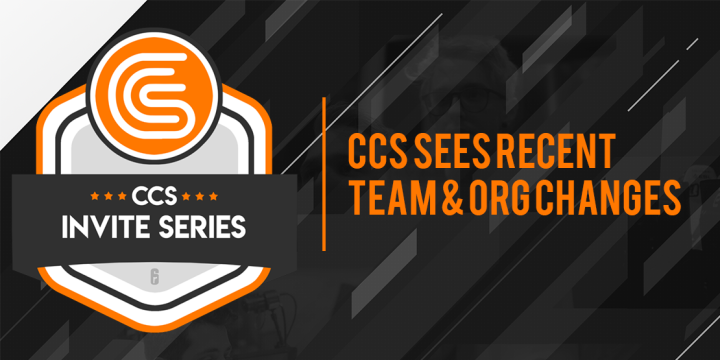 CCS Sees Recent Team & Org Changes
