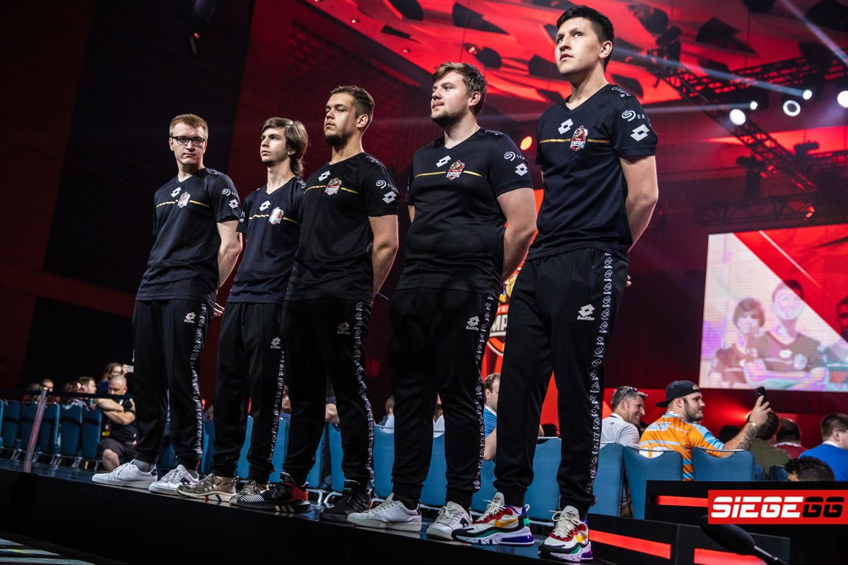 This Week in Siege: RML sees Empire beat Vp, 43rti Take Lead