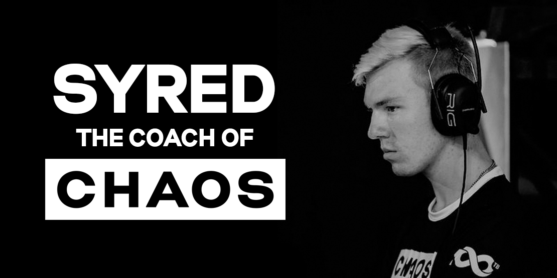 Meet Syred: The Coach of Chaos