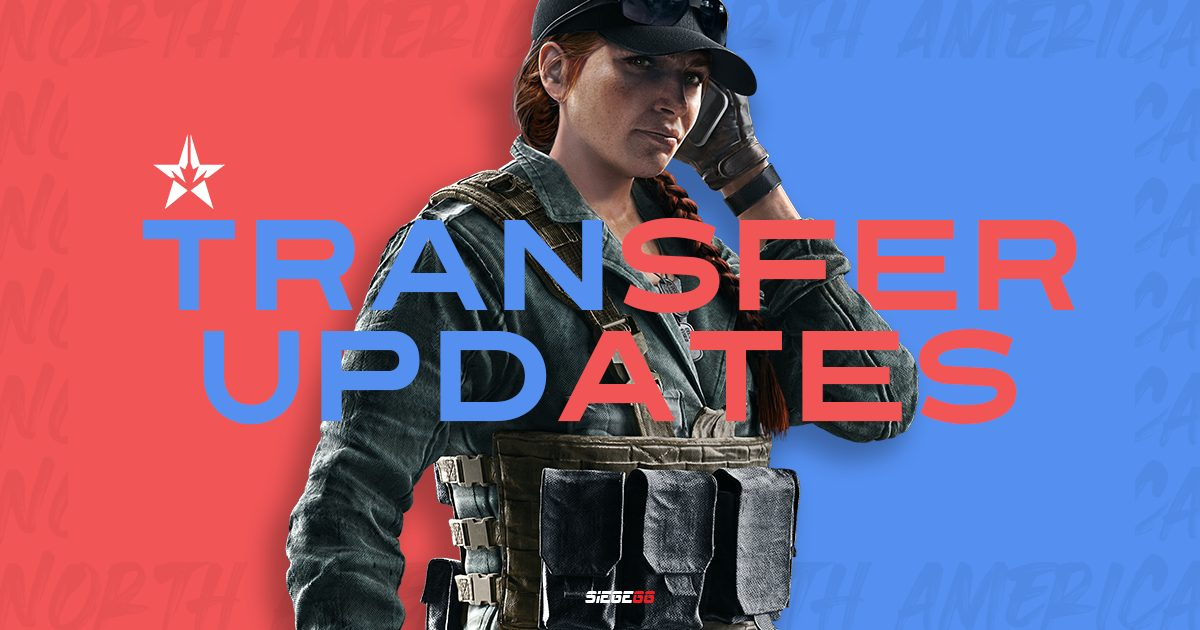 NA Transfers: Latest Updates - Butterzz and Brycer Leaves XSET Roster
