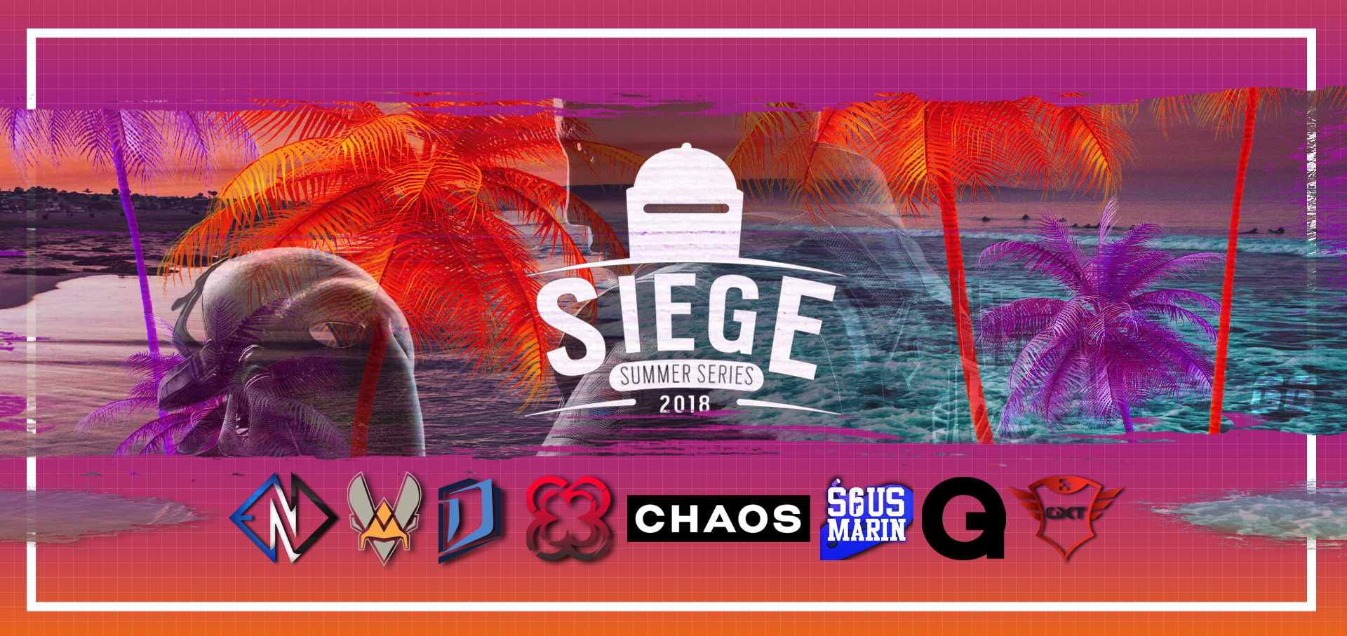 Introducing the Siege Summer Series 2018!