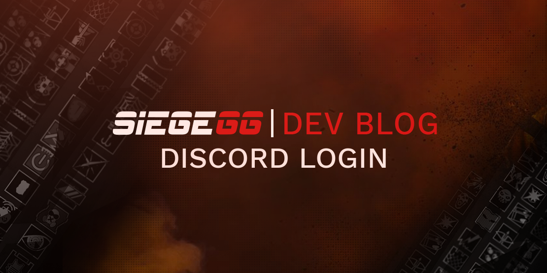 Dev Blog: Reintroducing Discord Login!