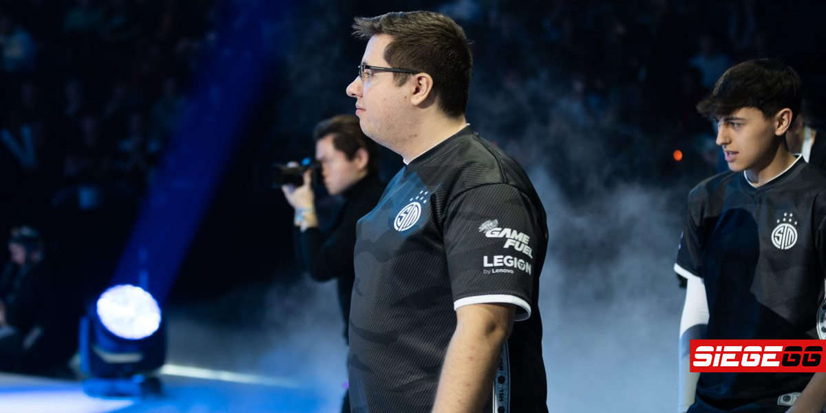 """Pojoman: """"Playing the regular season on LAN is awesome ... you don't have to deal with online Siege bullshit"""""""