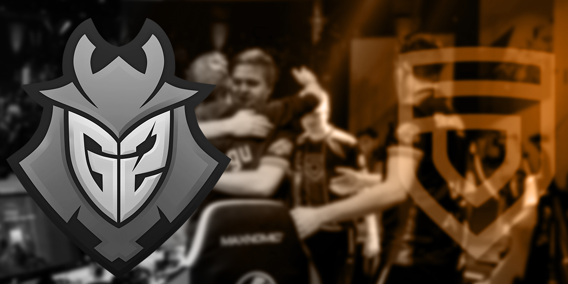 G2 Esports Signs PENTA Sports Roster