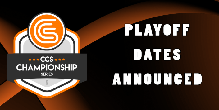CCS Playoff Dates Announced