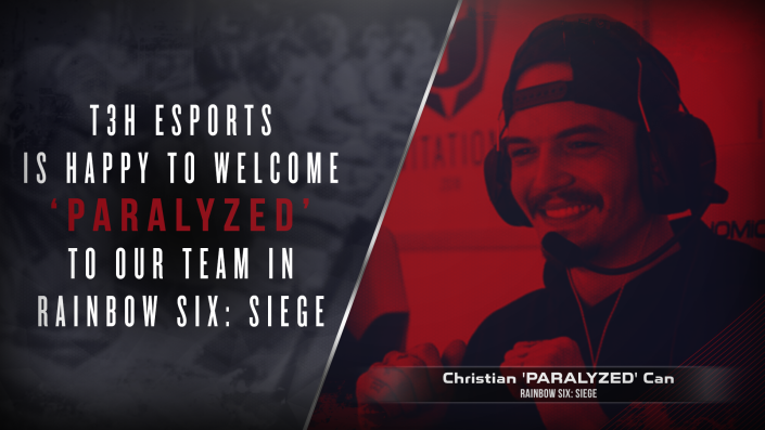 PARAA Joins T3H Esports