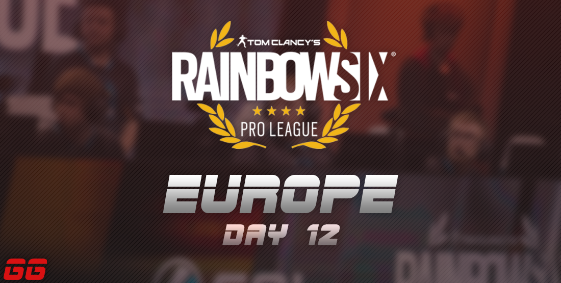 EU Day 12: Supremacy Relegated, Fight for 2nd Place Heats Up