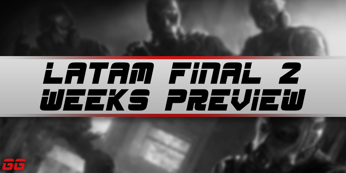 LATAM Pro League Final Two Weeks Preview