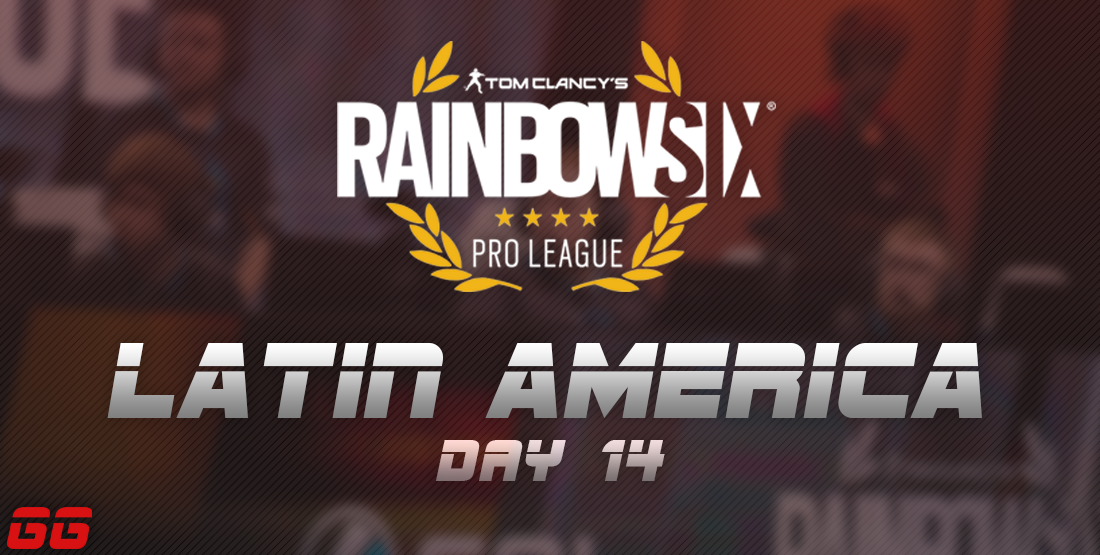 LATAM Day 14: Black Dragons Relegated, Immortals to Rio