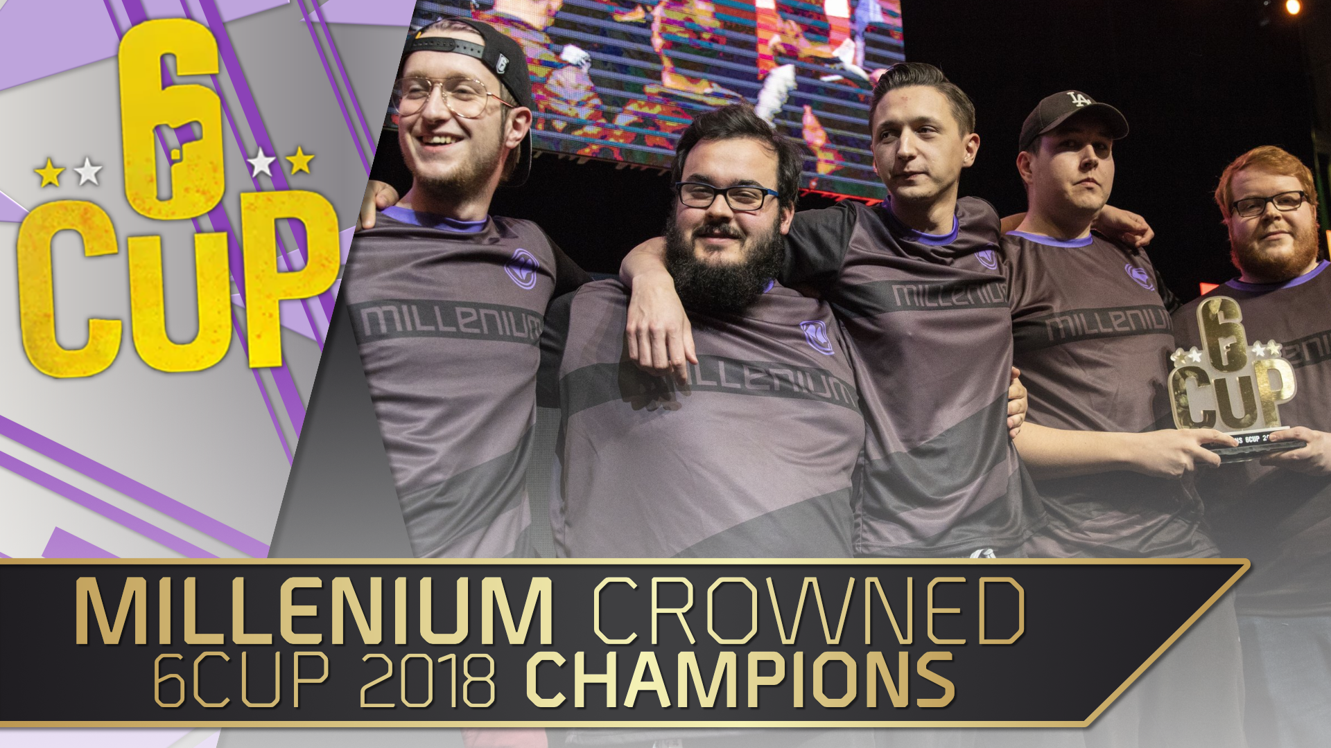 Millenium Crowned Champions of France