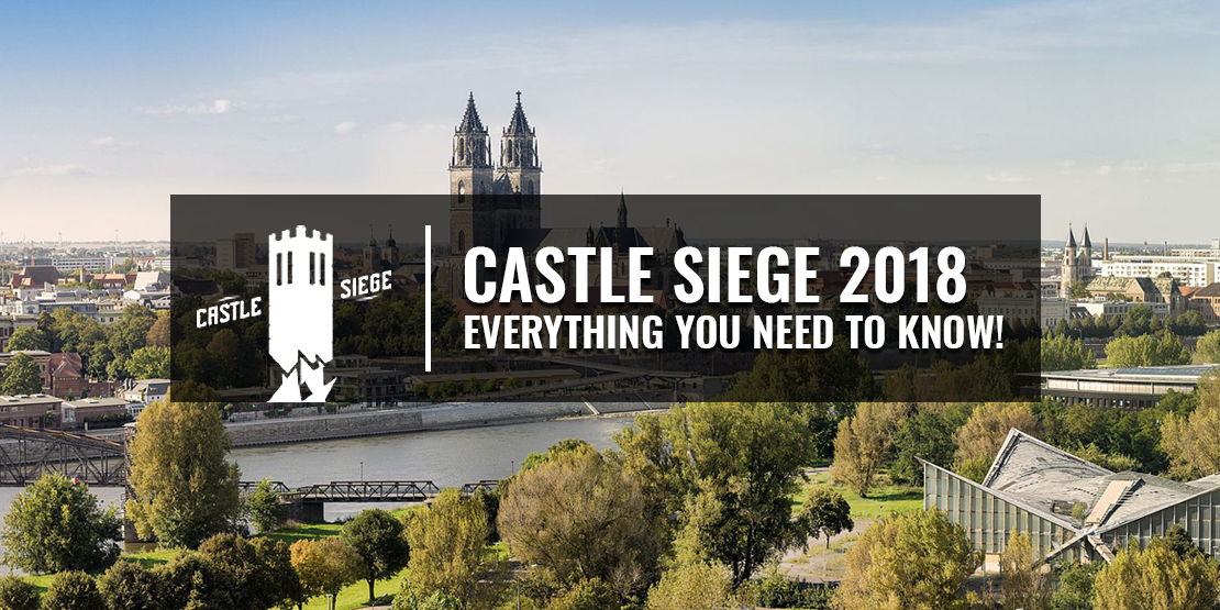 Castle Siege 2018: Everything You Need to Know!